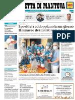 Gazzetta Di Mantova 28 Marzo 2020