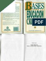 Fundamentos de La Educacion Cristiana