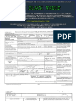Mitt Romney Public Financial Disclosure Forms, 2007