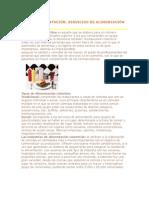 SERVICIO ALIMENTACION COLECTIVA