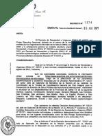 Nuevo decreto medidas de convivencia en Santa Fe 6/8/2021