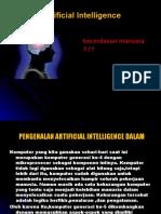 artificial intelligence dan sistem pakar
