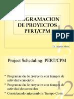 Ch12 Programacion de Proyectos PERT-CPM