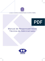 Manual Responsabilidade Tecnica Administrador.