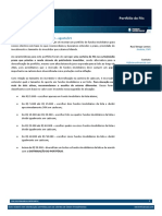 Portfolio Fii Renda Patrimonial 0821