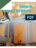 Nts s 04 Codigo de Conducta Del Valuador