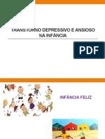 Transtornos mentais na infância depressao e ansiedade-1