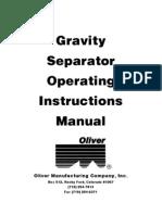 Operator Instruction Manual