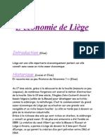 Liège économique