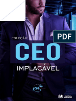 CEO IMPLACÁVEL - Multi Autores