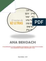 ANA BEKOACH- Oração Cabalistica-converted