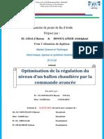 Optimisation de la regulation  - Hamza EL GHALI_4190