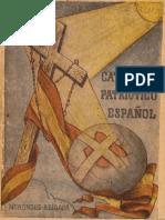 Catecismo Patriótico Español (Albino González Menéndez-Reigada)