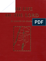 New Jerusalem Church the LIFE of the LORD in 159 Sequences and 7 Maps of Palestine George de Charms 1962