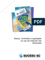 Cartilha Internet para Empresa - Sucesu-SP