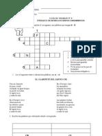 GUIA DE TRABAJO N 4 GRUPOS CONSONANTICOS