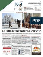 Corriere Della Sera Milano 6 Aprile 2020