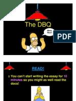 DBQ help