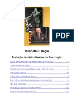 9 livretos de Kenneth E. Hagin