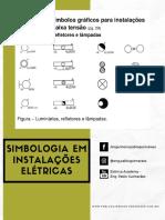 Simbologia em Instalações Elétricas