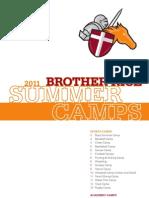 Summer Camp Brochure 2011 Final