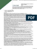 Percorsi Giuffrè - Mutamento della separazione consensuale in giudizio con addebito