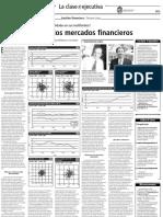 La Eficiencia en Los Mercados Financieros