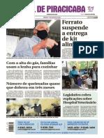 SP Jornal de Piracicaba 070821