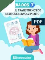 7 Principais Transtornos Do Neurodesenvolvimento