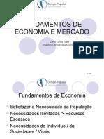 Fundamentos de Economia e Mercado