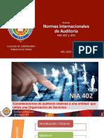 CCPPiura - HZelaya - Módulo NIAS - Nia 402 y 450