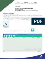 Comment Flasher Un Produit Avec Un CPU Spreadtrum [FR]