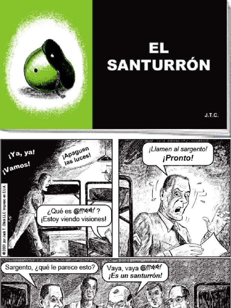 El Santurron   PDF