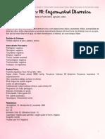 Caso Clínico III - Diarrea Crónica