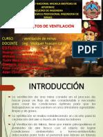 Exposicion de Circuitos de Ventilacion
