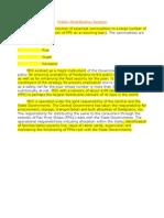 Public Distribution System - PDS