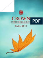 Crown Publishing Group Fall 2011 Catalog