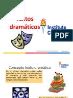 La Comedia Texto Dramatico Ppt 1