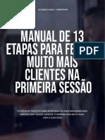 Manualde13EtapasParaFecharMuitoMaisClientesnaPrimeiraSesso
