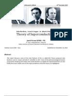 BCS Theory of Superconductivity