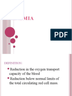 Anemia &Amp; Its Types