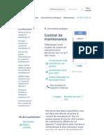 Contrat de maintenance - document et modèle à télécharger