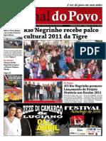 Jornal do Povo - Edição 416 - Dia 25 de Março de 2011