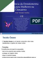 Importancia do climaterio