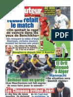 LE BUTEUR PDF du 31/03/2011