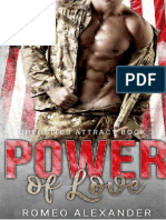 El poder del amor (Los opuestos se atraen 3) - Romeo Alexander