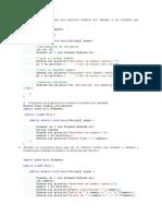 Programa Java que lea dos números enteros por teclado y los muestre por pantalla