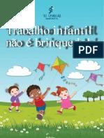 Cartilha Combate Ao Trabalho Infantil