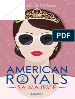 eBook - Katharine McGee - American Royals T2 Sa Majeste