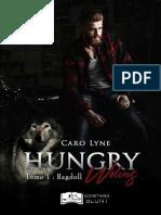 eBook Caro Lyne -Hungry Wolves T1- Ragdoll